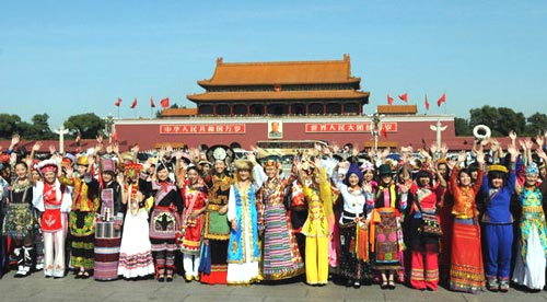A Panorama of Chinese Garments